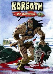 Korgoth de Barbaria - Poster / Capa / Cartaz - Oficial 1