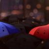 The Blue Umbrella, curta animado da Pixar, ganha pôster minimalista | Cinetoscópio
