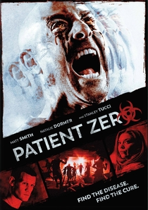 Patient Zero - Poster / Capa / Cartaz - Oficial 2