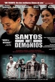 Santos e Demônios - Poster / Capa / Cartaz - Oficial 1