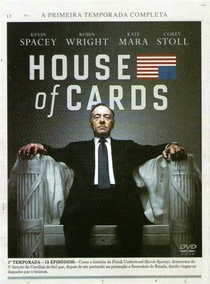 House of Cards (1ª Temporada) - Poster / Capa / Cartaz - Oficial 3