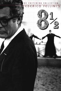 8½ - Poster / Capa / Cartaz - Oficial 1