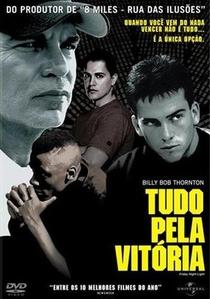 Tudo Pela Vitória - Poster / Capa / Cartaz - Oficial 2