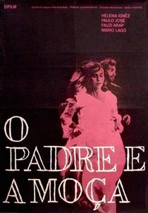 O Padre e a Moça - Poster / Capa / Cartaz - Oficial 1