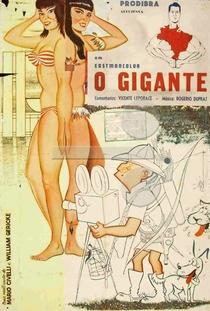 O Gigante, A Hora E A Vez Do Cinegrafista - Poster / Capa / Cartaz - Oficial 1