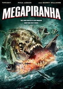 Mega Piranha - Poster / Capa / Cartaz - Oficial 1