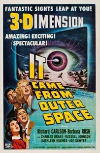 A Ameaça Que Veio do Espaço - Poster / Capa / Cartaz - Oficial 1