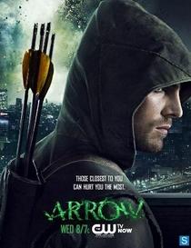 Arrow (2ª Temporada) - Poster / Capa / Cartaz - Oficial 1