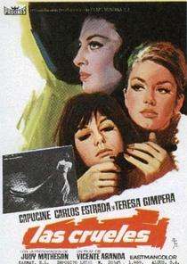 Las Crueles - Poster / Capa / Cartaz - Oficial 1