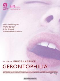 Gerontophilia - Poster / Capa / Cartaz - Oficial 3