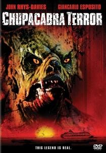 Chupacabra Terror - Poster / Capa / Cartaz - Oficial 1