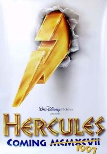 Hércules - Poster / Capa / Cartaz - Oficial 3