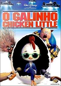 O Galinho Chicken Little - Poster / Capa / Cartaz - Oficial 2