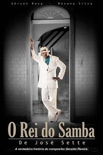 Geraldo Pereira - O Rei do Samba - Poster / Capa / Cartaz - Oficial 1
