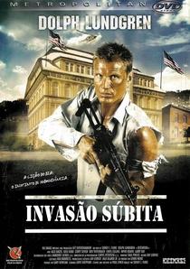 Invasão Súbita - Poster / Capa / Cartaz - Oficial 1