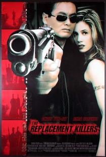 Assassinos Substitutos - Poster / Capa / Cartaz - Oficial 2