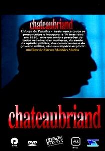 Chateaubriand - Cabeça de Paraíba - Poster / Capa / Cartaz - Oficial 1