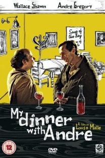 Meu Jantar com André - Poster / Capa / Cartaz - Oficial 4