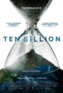 10 Bilhões - Poster / Capa / Cartaz - Oficial 1
