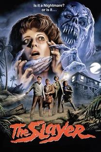 The Slayer - O Assassino - Poster / Capa / Cartaz - Oficial 3