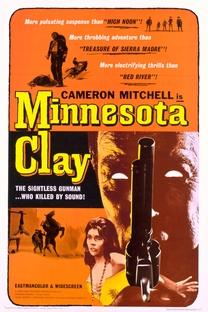 Minnesota Clay - Poster / Capa / Cartaz - Oficial 1
