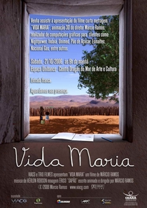 Vida Maria - Poster / Capa / Cartaz - Oficial 1