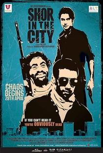 Shor in the City - Poster / Capa / Cartaz - Oficial 2