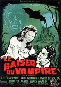 O Beijo do Vampiro - Poster / Capa / Cartaz - Oficial 4