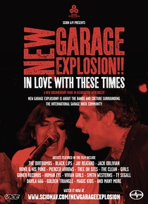 New Garage Explosion!!: In Love With These Times - Poster / Capa / Cartaz - Oficial 1