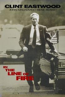 Na Linha De Fogo - Poster / Capa / Cartaz - Oficial 3