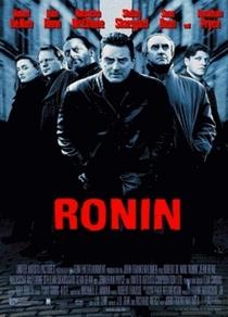 Ronin - Poster / Capa / Cartaz - Oficial 5