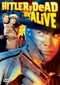 Hitler--Dead or Alive - Poster / Capa / Cartaz - Oficial 3