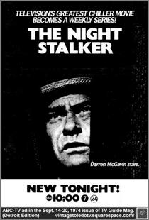 Kolchak e os Demônios da Noite - Poster / Capa / Cartaz - Oficial 4