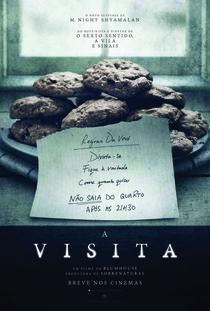 A Visita - Poster / Capa / Cartaz - Oficial 1