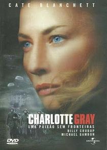 Charlotte Gray - Paixão Sem Fronteiras - Poster / Capa / Cartaz - Oficial 2