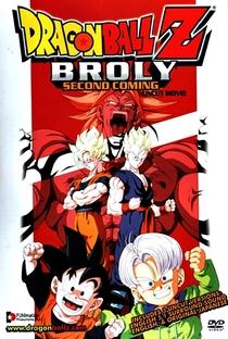 Dragon Ball Z 10: Broly, o Retorno do Guerreiro Lendário - Poster / Capa / Cartaz - Oficial 4