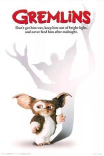 Gremlins - Poster / Capa / Cartaz - Oficial 7