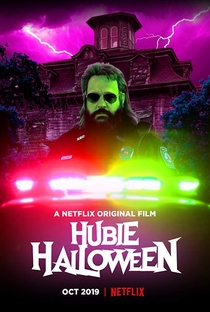 O Halloween do Hubie - Poster / Capa / Cartaz - Oficial 3
