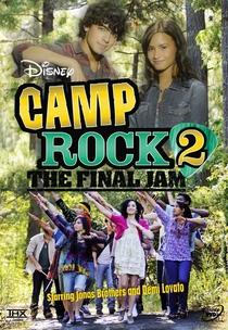 Camp Rock 2 - O Jam Final - Poster / Capa / Cartaz - Oficial 4