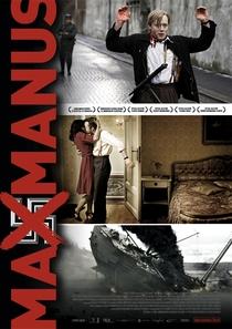 Max Manus - O Homem da Guerra - Poster / Capa / Cartaz - Oficial 3