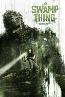 Monstro do Pântano (1ª Temporada) - Poster / Capa / Cartaz - Oficial 2
