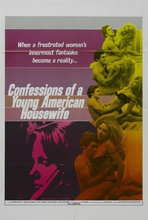 Confessions of a Young American Housewife - Poster / Capa / Cartaz - Oficial 1