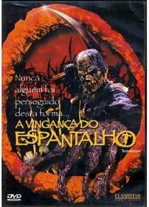 A Vingança do Espantalho - Poster / Capa / Cartaz - Oficial 1