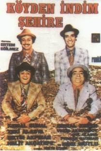 Köyden indim sehire - Poster / Capa / Cartaz - Oficial 1