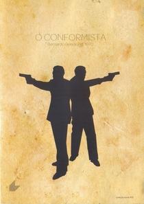 O Conformista - Poster / Capa / Cartaz - Oficial 13