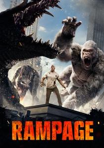 Rampage: Destruição Total - Poster / Capa / Cartaz - Oficial 3