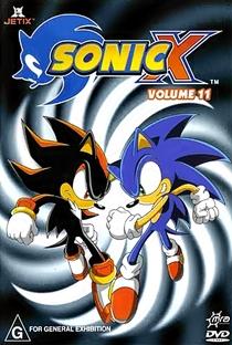 Sonic X (2ª Temporada) - Poster / Capa / Cartaz - Oficial 11