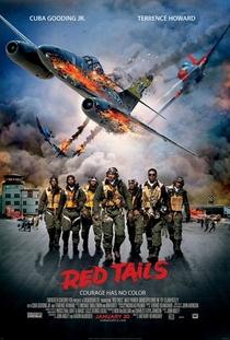 Esquadrão Red Tails - Poster / Capa / Cartaz - Oficial 4