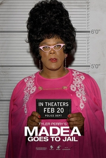 Madea Goes to Jail - Poster / Capa / Cartaz - Oficial 3