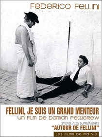 Fellini: Eu Sou Um Grande Mentiroso - Poster / Capa / Cartaz - Oficial 1